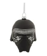 New Star Wars Kylo Ren Glass Christmas Ornament by Hallmark - $7.50