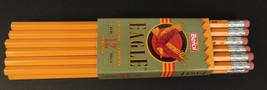 Berol Eagle HB No. 2 Pencils 1993 Stock USA one dozen - $11.83