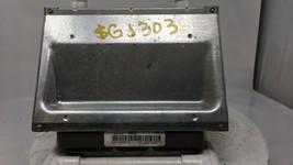 2003-2003 Ford Explorer Engine Computer Ecu Pcm Ecm Pcu Oem 3l2a-12a650-xd 20999 - $39.95