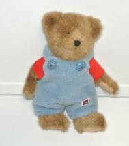 "Boyds Bears ERIC BURRBRUIN 904023 10"" bear Plush Stuffed Animal Tag - $14.80"