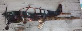 "Beechcraft Bonanza Metal Wall Art Decor 24"" wide  x 7"" tall - $27.71"