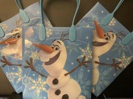 Disney Frozen Olaf Gift Bag (6.25x7x3) 3 Bags - $3.99