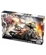 Mega Bloks Halo Kodiak Siege Cannon NEW SEALED (868 PCS) - $148.67