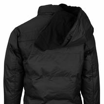 Men's Heavyweight Insulated Lined Jacket with Removable Hood BIGBEAR image 5