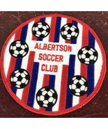 Vintage Patch - Albertson NY Soccer Club - $9.50