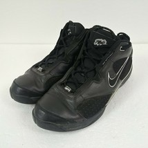 Nike Flight Fury Basketball Shoes Black 310102-001 Mens Size 13 Athletic Train image 2
