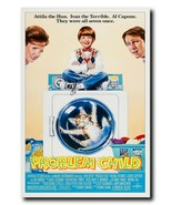 "Problem Child Movie Poster 24x36"" - Frame Ready - USA Shipped - $17.09"