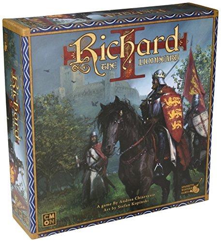 CMON Richard: The Lionheart Board Games