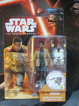Star Wars Episode VII Force Awakens Finn Jakku 3.75 figure - $19.99