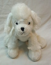 "Ganz Webkinz WHITE POODLE DOG 6"" Plush Stuffed Animal Toy - $14.85"
