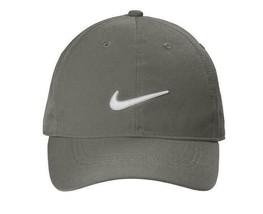 NEW Nike Adult Unisex Legacy91 Adjustable Hat/Cap-Grey/White AQ5349-021 - $51.62