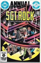 Sgt. Rock Comic Book Annual #3, DC Comics 1983 NEAR MINT - $13.54