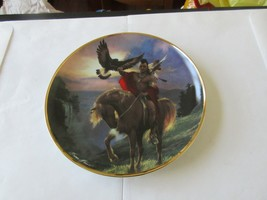 """Spirit Of The Eastwind , Collector Plate , Franklin Mint , 8"""" , Plate # ... - $9.00"""