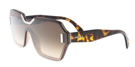 Prada Sunglasses Women SPR 15T Brown VIQ-6S1 SPR15T 48mm - $148.49