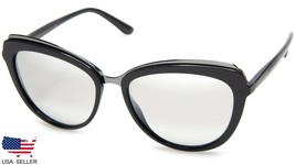 New D&G Dolce&Gabbana DG4304 3090/6V Black /GREY Sunglasses 57-17-140 B48 Italy - $162.36