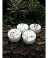 4 White Purifying Candles House Cleansing Angel Peace Healing Spell Cast... - $24.99