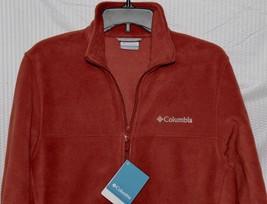 Columbia Men's Steens Mountain Full Zip Fleece 2.0 Jacket, Red, XM6992 - $25.51