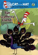 THE CAT IN THE HAT KNOWS A LOT ABOUT THAT!: FUN FEATHERED FRIENDS NEW DVD - $23.90