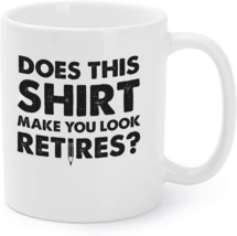 Retired Assistant Principal Look School Retirement Gift Coffee Mug - $16.95