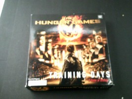 The Hunger Games Training Days Game A Game of Strategy NEW open box 2012 - $27.84