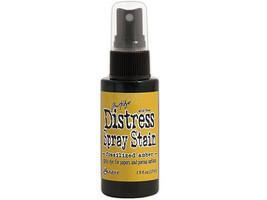 Ranger Tim Holtz Distress Spray Stain, 1.9 oz, Fossilized Amber