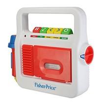 Basic Fun Fisher-Price Play Tape Recorder - $58.00