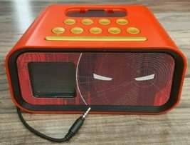iHome Marvel Iron Man Dual Alarm Clock Speaker System  (MR-M23) - $21.95