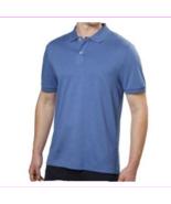Kirkland Signature 100% Pima Cotton Polo, Blue, XXL - $29.70