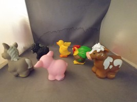 Fisher-Price Little People Farm Animal Friends   - $27.50