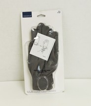 Insignia Multi-color LED Gloves with Lights Large NS-CFLGL-L Gray - $4.99
