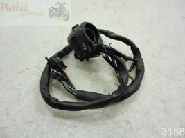 96 Honda CBR600 Hurricane LEFT HANDLEBAR CONTROL SWITCH - $17.00