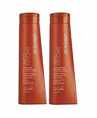Joico Smooth Cure Conditioner & Shampoo 10.1 oz Set
