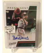 2016-17 Prestige Preeminent Ink #5 Bob Dandridge AUTO 157/199 - $5.65