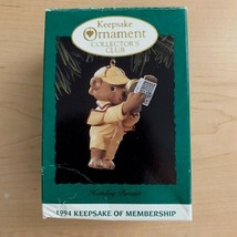 Holiday Pursuit - 1994 Hallmark Collector's Club Keepsake Ornament  - $4.95