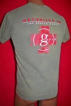 Garth Brooks 2010 Army Green Nashville 10 Flood Concert T-SHIRT S Country - $21.40