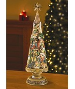 Nativity Tree Figurine 30-inch - $219.95