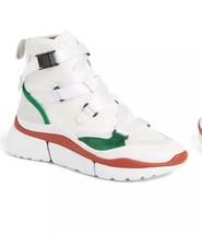 $720 Chloe Sonnie  High Top Sneakers - As Seen Gigi Hadid Sz 8 So Goegeo... - $571.03 CAD