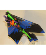 Vintage 1991 GI G.I. Joe ARAH Cobra Night Vulture (v1) Complete w/ Night... - $85.40