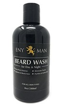 Beard and Face Wash Cleans Conditions Facial Hair Without Irritating Skin Undern image 1