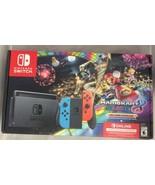 Nintendo Switch™ w/ Neon Blue & Neon Red Joy-Con™ + Mario Kart™ 8 - $449.99