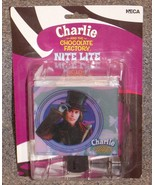 NECA Charlie And The Chocolate Factory Nite Lite New In Package Johnny Depp - $19.99