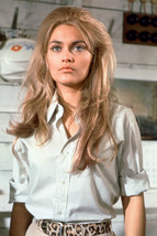 Alexandra Bastedo the Champions Color Sexy! 18x24 Poster - $23.99