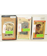 3 LOT SERIES OF UNFORTUNATE EVENT MISERABLE MIL... - $14.94