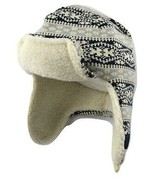 Adidas Yale Bulldogs NCAA Trooper Style Fleece Lined Knit Hat Beanie  - $18.04