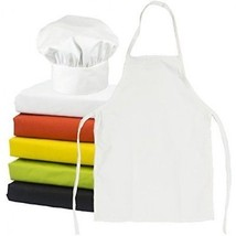 Odelia ObviousChef Kids - Child's Chef Hat Apron Set, Kid's Size, Children's In - $36.95