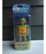 Teenage Mutant Ninja Turtles Funko Playmobil Michelangelo Action Figure - $14.89