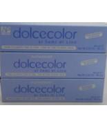 AlfaParf DOLCECOLOR Tone on Tone Semi Permanent Hair Color 2 oz (LOT OF ... - $15.94