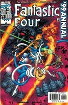 Fantastic Four Annual 99' (Volume 1) [Unknown Binding] - $8.86