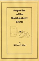 Proper Use of Watchmaker's Graver - How to CD - Book - - $5.99