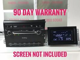 """""""KI217"""" 07-09 Kia Amanti  Radio 6 CD Player with Heated Seat Control OEM - $257.40"""